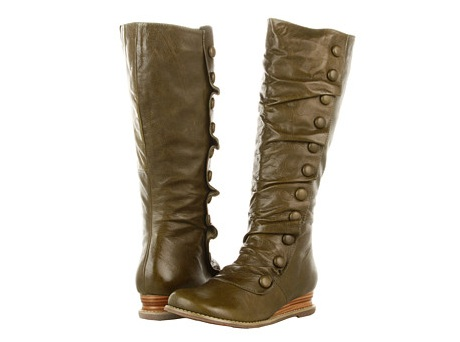 Miz Mooz - Bloom Wide Calf Boots