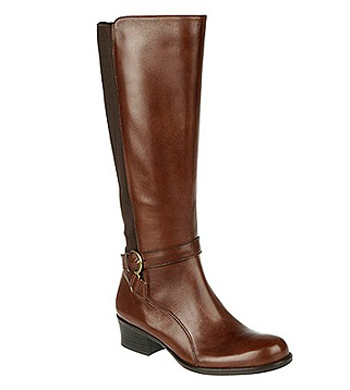 Wide Widths - Naturalizer Array Wide Calf Riding Boot