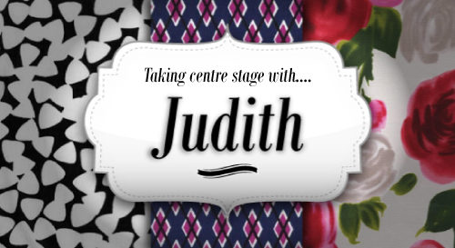 Taking centre stage with Judith