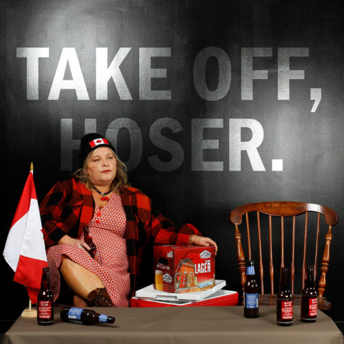Show us your Canadian Sass and win a free dress from Cherry Velvet