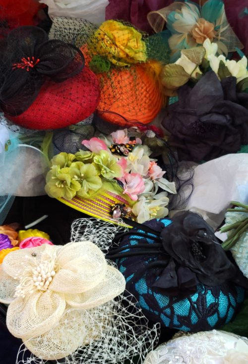 Hats by the Hat Goddess, Maria Curcic